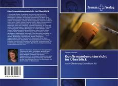 Bookcover of Konfirmandenunterricht im Überblick