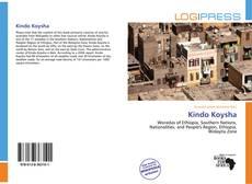 Couverture de Kindo Koysha