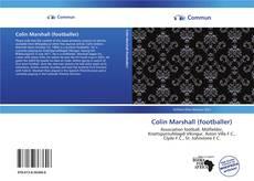 Buchcover von Colin Marshall (footballer)