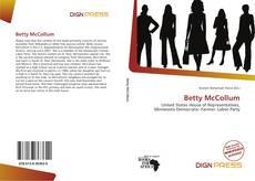 Copertina di Betty McCollum