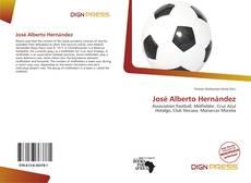 Capa do livro de José Alberto Hernández