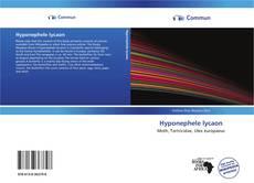 Buchcover von Hyponephele lycaon
