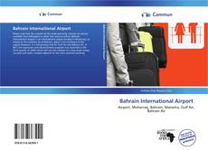 Bookcover of Bahrain International Airport
