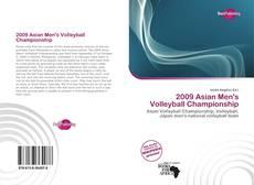 Capa do livro de 2009 Asian Men's Volleyball Championship