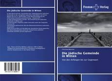 Die jüdische Gemeinde in Witten kitap kapağı