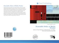 Buchcover von Honorable Order of Molly Pitcher