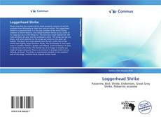 Buchcover von Loggerhead Shrike