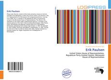 Capa do livro de Erik Paulsen