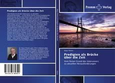 Predigten als Brücke über die Zeit kitap kapağı
