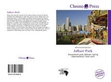 Buchcover von Adhari Park