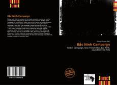 Buchcover von Bắc Ninh Campaign