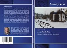 Capa do livro de Zwischenhalte
