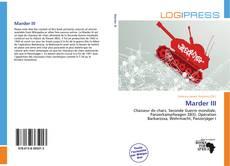 Marder III的封面