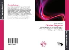 Bookcover of Charles Belgrave