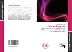 Couverture de Charles Belgrave