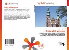 Bookcover of Drake Well Museum