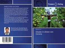 Bookcover of Glaube in Zeiten von Corona