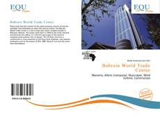 Portada del libro de Bahrain World Trade Center