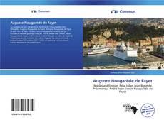 Buchcover von Auguste Nougarède de Fayet