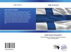 Buchcover von Juho Kusti Paasikivi