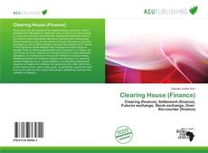 Capa do livro de Clearing House (Finance)