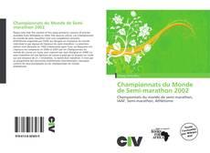 Championnats du Monde de Semi-marathon 2002 kitap kapağı