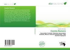 Capa do livro de Camilo Romero