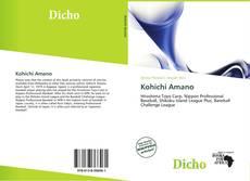Kohichi Amano kitap kapağı
