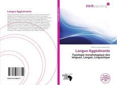 Bookcover of Langue Agglutinante