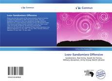 Buchcover von Lvov–Sandomierz Offensive