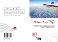 Capa do livro de All Nippon Airways Flight 61