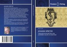 Bookcover of JOHANN SPRETER