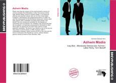 Portada del libro de Ashwin Madia