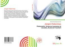 Bookcover of Jürgen Habermas