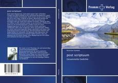 Bookcover of post scriptuum