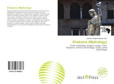 Capa do livro de Drakaina (Mythology)