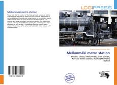 Portada del libro de Mellunmäki metro station