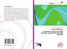 Bookcover of Jean Mistler
