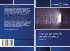 Bookcover of Entlarvung der Dummheit