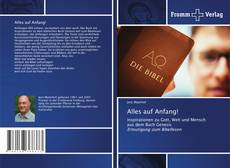 Bookcover of Alles auf Anfang!