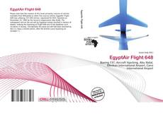 Bookcover of EgyptAir Flight 648