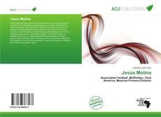 Capa do livro de Jesús Molina