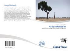 Acacia Maitlandii的封面