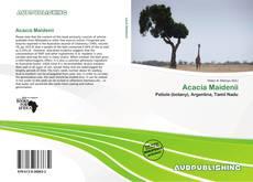 Bookcover of Acacia Maidenii