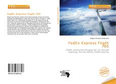 Portada del libro de FedEx Express Flight 705