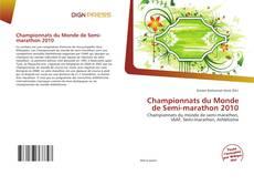 Championnats du Monde de Semi-marathon 2010的封面