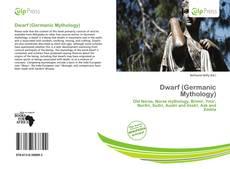 Capa do livro de Dwarf (Germanic Mythology)