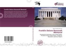 Franklin Delano Roosevelt Memorial kitap kapağı