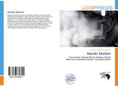 Capa do livro de Haruki Station