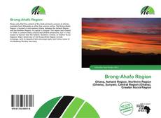 Bookcover of Brong-Ahafo Region